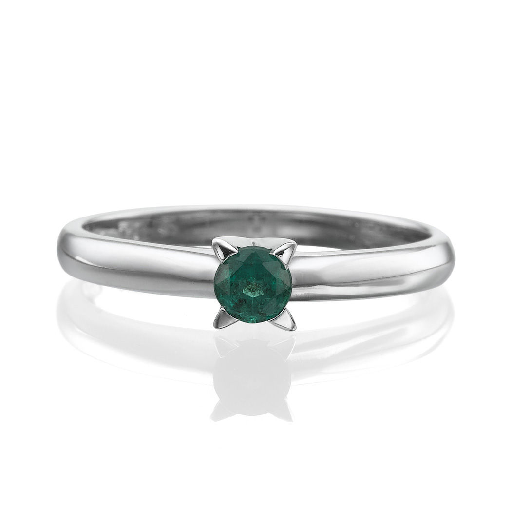 products diamond emerald green ring natural g aaa vs zambia