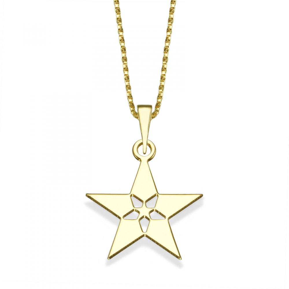 Three star pendan