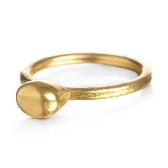 Gold Cupola Ring