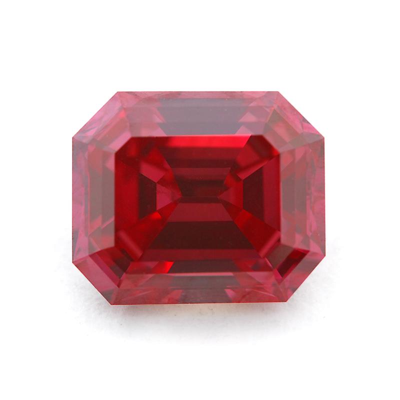 HPHT Red Diamond