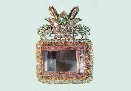 Darya I noor diamond