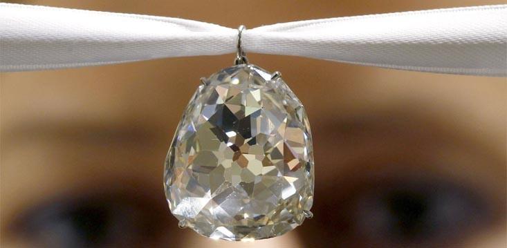 Sancy diamond