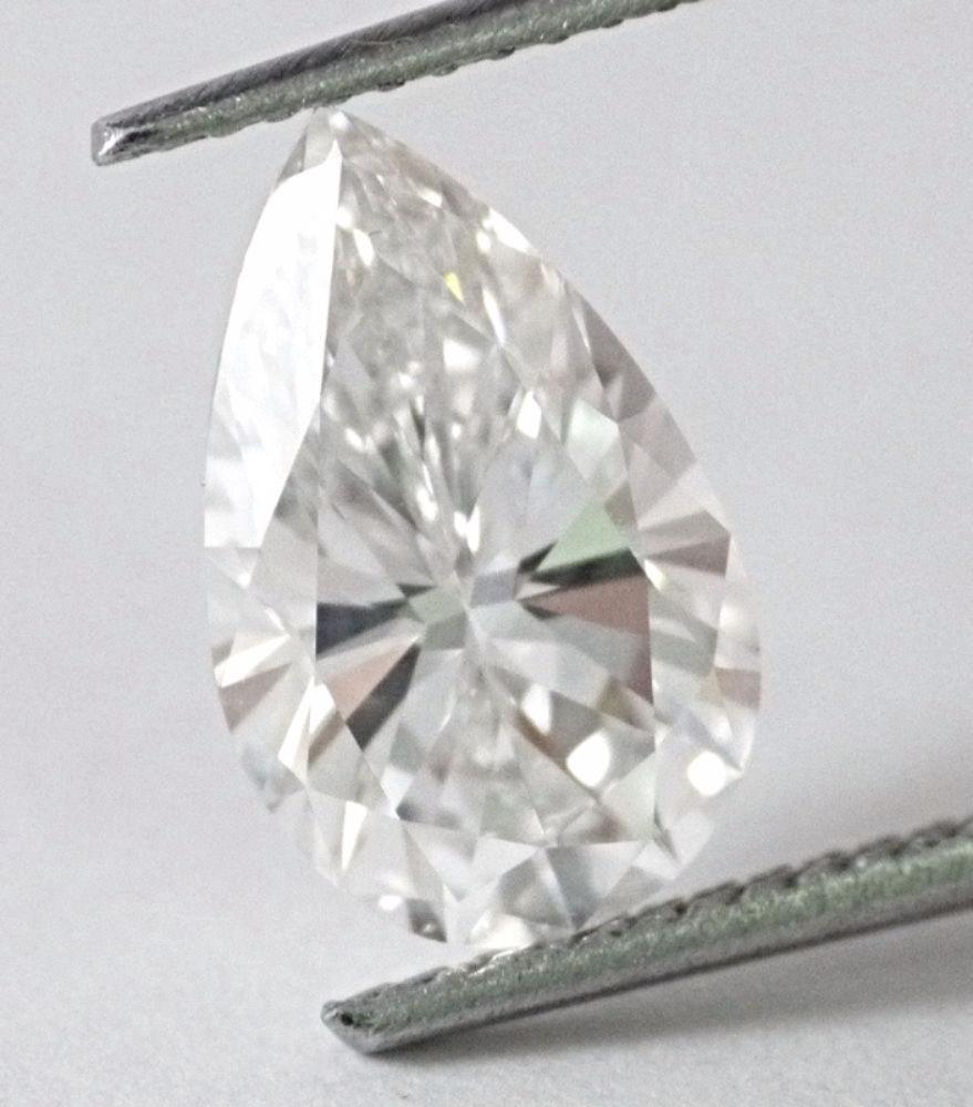 2 47 Ct Loose Natural Diamond D Flawless Pear Cut Cut Gia