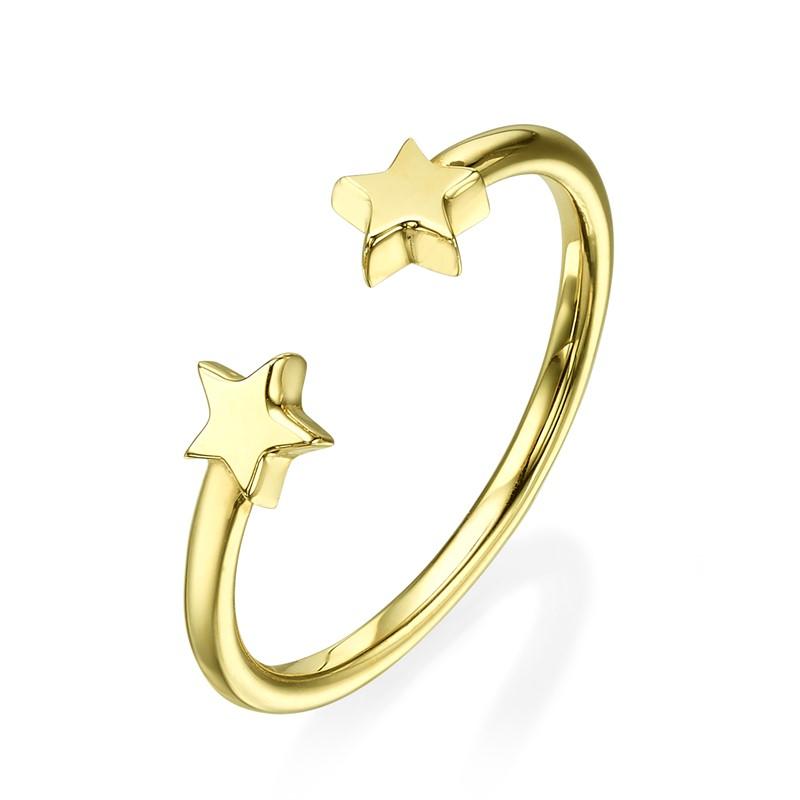 טבעת פתוחה